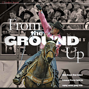 From the Ground Up for America's Horse