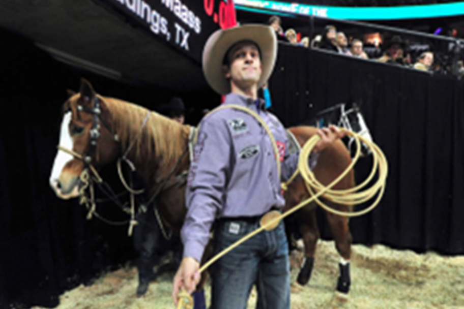 Shane Hanchey for Cowboys and Indians by Mary McCashin